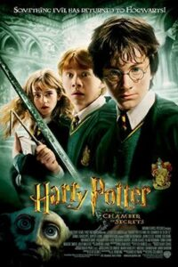 Download Harry Potter and the Chamber of Secrets (2002) {Hindi-English} 480p [350MB] || 720p [1.5GB] || 1080p [3.8GB]