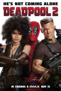 Deadpool 2 (2018) {Hindi-English} Bluray 480p [450MB] || 720p [1.3GB] || 1080p [3.2GB]