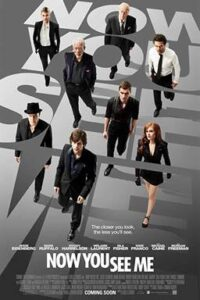 Download Now You See Me (2013) Dual Audio {Hindi-English} 480p [300MB] || 720p [1.2GB] || 1080p [1.8GB]