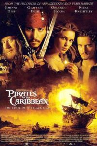Download Pirates of the Caribbean: The Curse of the Black Pearl (2003) 480p – 720p – 1080p Hindi – English Dual Audio