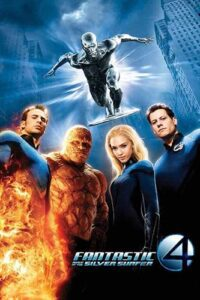 Download Fantastic 4: Rise of the Silver Surfer (2007) {Hindi-English} 480p [400MB] || 720p [600MB]
