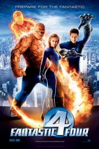 Download Fantastic Four (2005) {Hindi-English} 480p [450MB] || 720p [660MB]