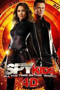 Download Spy Kids 4: All the Time in the World (2011) {Hindi-English-Tamil-Telugu} 720p [800MB]
