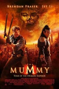 Download The Mummy Tomb of the Dragon Emperor (2008) {Hin-Eng-Tam} 480p [350MB] || 720p [800MB] || 1080p [3.7GB]