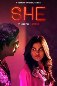 She (Season 1) Hindi Complete S01 All Episodes 720p & 480p Web-DL [2020 Netflix Web Series]