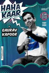 Download Gaurav Kapoor HahaKaar (Amazon Prime Video) {Comedy} 720p [300MB]