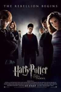 Download Harry Potter and the Order of the Phoenix (2007) {Hindi-English} 480p [300MB] || 720p [1GB]