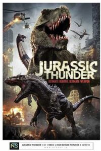 Download Jurassic Thunder (2019) (English) 480p [400MB] || 720p [800MB]