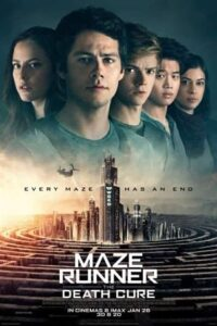 Download Maze Runner: The Death Cure (2018) {Hindi-English} 480p [450MB] || 720p [1.2GB] || 1080p [3.7GB]