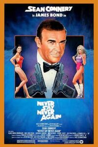 Download Never Say Never Again (1983) Dual Audio {Hindi-English} 480p[300MB] || 720p [1GB]