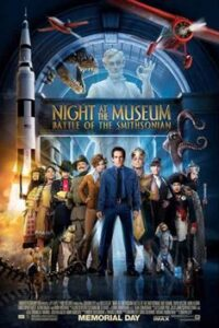 Download Night at the Museum: Battle of the Smithsonian (2009) {Hindi-English} 720p [800MB] || 1080p [2.4GB]