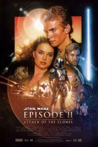 Download Star Wars: Episode II – Attack of the Clones (2002) {Hindi-English} 480p [400MB] || 720p [950MB]