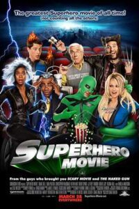 Download Superhero Movie (2008) {Comedy} English With Subtitles 720p [700MB]