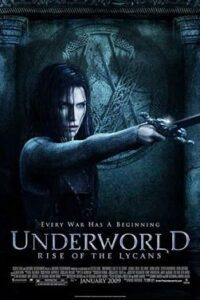 Download Underworld: Rise of the Lycans (2009) {Hindi-English} 480p [300MB] || 720p [1GB]