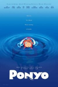 Ponyo (2008) Hindi BluRay 480p & 720p [Dual-Audio] [हिंदी Dubbed + Japanese] | Eng Sub