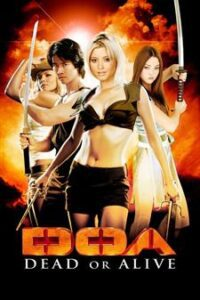 DOA: Dead or Alive (2006) Movie BRRip 480p 720p 1080p Dual Audio [Hindi – Eng] [18+]
