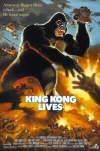 Download King Kong Lives (1986) Dual Audio {Hindi-English} 720p [700MB]
