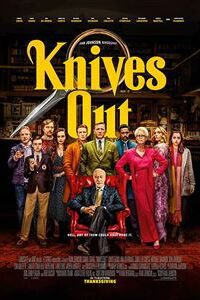 Knives Out (2019) HDRip 720p Dual Audio [Hindi Dubbed (Unofficial VO) + English (ORG)] [Full Movie]