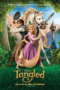 Download Tangled (2010) {Hindi-English} 480p [300MB] || 720p [900MB] || 1080p [2GB]