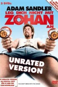 Download You Don't Mess with the Zohan (2008) {Hindi-English} 480p [400MB] || 720p [900MB] || 1080p [2.1GB]