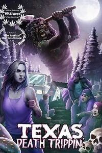 Texas Death Trippin' (2019) HDRip 720p Dual Audio [English (ORG) + Hindi (Unofficial VO)] ROSHIYA