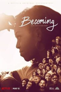 Becoming (2020) Dual Audio [Hindi & English] Web-DL 720p HD [Netflix Documentary Film]