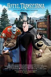Download Hotel Transylvania (2012) {Hindi-English} 480p [300MB] || 720p [800MB]