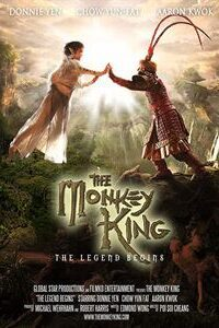 Download Monkey King: The Legend Begins (2014) {Hindi-Chinese} 480p [400MB]    720p [1.1GB]    1080p [2GB]