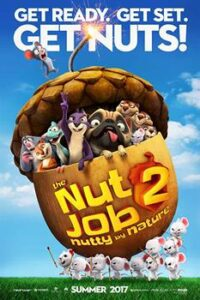Download The Nut Job 2 Nutty By Nature (2017) Dual Audio (Hindi-English) 480p [300MB] || 720p [800MB]
