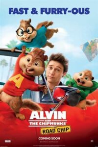 Alvin and the Chipmunks: The Road Chip (2015) Full Movie 720p Blu-Ray English + ESubs