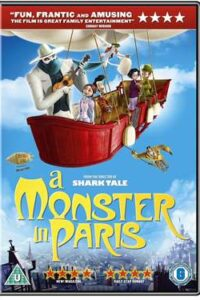 Download A Monster in Paris (2011) Dual Audio (Hindi-English) 480p [300MB] || 720p [900MB]