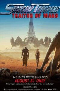 Starship Troopers: Traitor of Mars (2017) BluRay 720p & 480p Dual Audio [Hindi Dubbed – English 5.1] Esubs