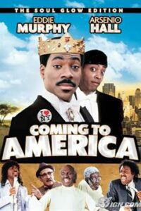 Coming to America (1988) Dual Audio [Hindi Dub – English] BluRay 720p & 480p HD [Full Movie] [18+]