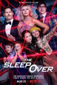 The Sleepover (2020) Dual Audio [Hindi DD 5.1 + English] Web-DL 1080p 720p 480p [Netflix Movie]