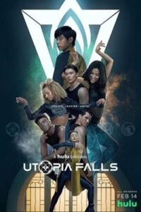 Utopia Falls: Season 1 (Hindi Dubbed) 720p Web-DL [Face Off S01 All Episodes ] TV Series