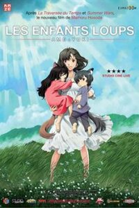 Wolf Children (2012) Hindi (Fan Dubbed By AnimeTM) BluRay 1080p 720p 480p [HD] Full Movie