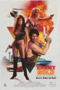 Enemy Gold (1993) UNRATED BluRay 720p [Dual Audio] [Hindi Dubbed – English] Eng Subs [18+]