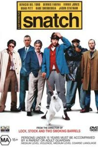 Download Snatch (2000) Dual Audio (Hindi-English) 480p [350MB] || 720p [900MB]