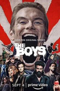 Download The Boys Season 2 (2020) Hindi Dubbed (5.1 DD) [Dual Audio] | WEB-DL 1080p 720p 480p [Prime Series]