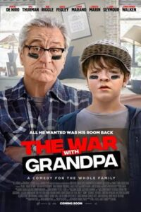 The War with Grandpa (2020) Web-DL 720p HEVC [English 5.1 DD] Esubs | Full Movie