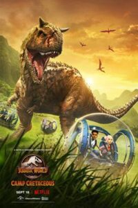 Jurassic World Camp Cretaceous (Season 1) [Hindi 5.1 DD] Dual Audio WEB-DL 720p x264 [Netflix Series]