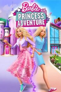 Barbie Princess Adventure (2020) Dual Audio [Hindi DD 5.1 + English] Web-DL 720p & 480p HD [NF Movie]