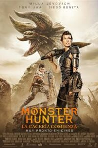 Monster Hunter (2020) HDCAM [Hindi Dubbed (CAM)+ English] Dual Audio 480p 720p x264 [Full Movie]