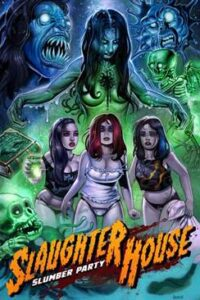 Slaughterhouse Slumber Party (2019) Hindi (Unofficial Dubbed) [Dual Audio] WebRip 720p [18+]