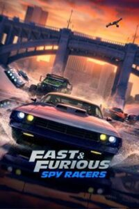 Fast & Furious Spy Racers: Sahara (Season 3) Hindi [Dual Audio] | All Episodes 1-8 | WEB-DL 720p | NF Series