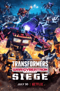 Transformers: War for Cybertron: Earthrise (Chapter 2) (Hindi DD 5.1) Dual Audio | Web-DL 720p x264 | 10bit HEVC | NF Anime Series