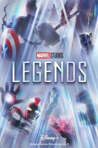 Marvel Studios: Legends S01 (2021) [In English] Web-DL 480p 720p 1080p (HEVC & x264) [2 Episodes] [Clip-Show Series]