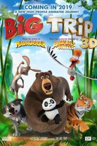 The Big Trip (2019) BRRip 720p & 480p Dual Audio [Hindi Dubbed – English] x264 Full Movie