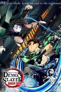 Demon Slayer the Movie: Mugen Train (2020) WEBRip 1080p 720p 480p [Dual Audio] [English Dubbed & Japanese] ESubs