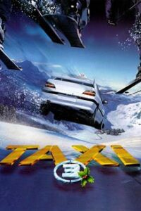 Download Taxi 3 (2003) 720p 480p BluRay Dual Audio [Hindi + French]